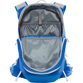 The North Face Blaze Backpack Turkish Sea/High Rise Grey